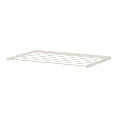 Ikea Wäscheständer (IKEA ALGOT -Wäscheständer weiß - 60 cm)