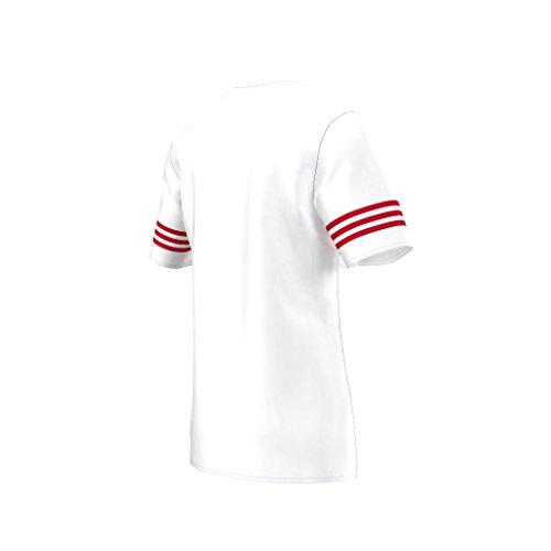 adidas Herren Entrada 14 T-Shirt NEWNAV/WHT/NEWNAV