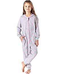 Merry Style Pijama Entero Una Pieza Ropa de Cama Niña MS10-223
