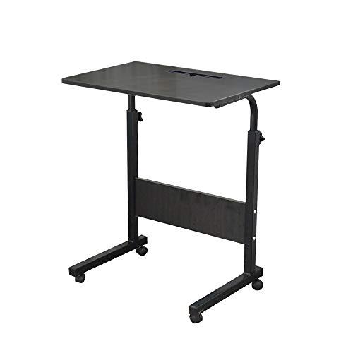 Table Canapé Petite Réglable6040cm Lit D'appoint Sogesfurniture Portable Roulant Hauteur Café D'ordinateur Support JlK1cF