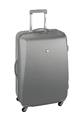 Skyflite Elan 80cm ABS 4-Wheel Large Trolley Suitcase / Hard Luggage