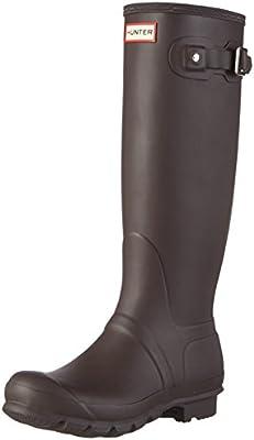 Hunter Original Tall W23499-BCH - Botas para mujer