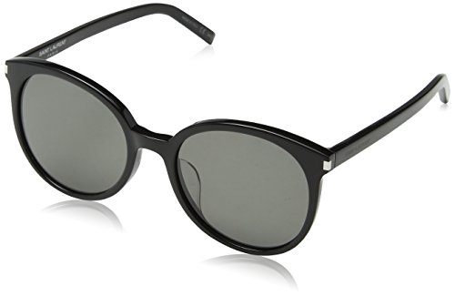 Saint Laurent Damen Classic 6/K 001 56 Sonnenbrille, Black/Smoke