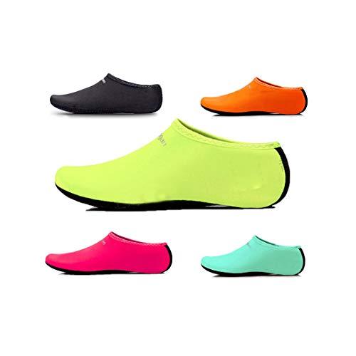 Agua Calcetines Calzado Cuero Zapatos Surf Playa Inicio
