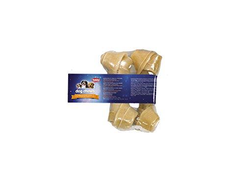 Artikelbild: Nobby Hunde-Kauknochen geknotet 2er Pack, 4er Pack (4 x 100 g)