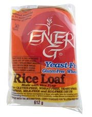 Ener G Rice Loaf Yeast Free 612g (Pack of 6
