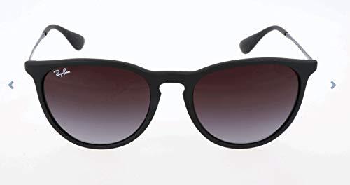 RAYBAN Unisex Sonnenbrille Rb4171 Gestell: schwarz, Gläserfarbe: grau verlauf 622/8G), Medium (Herstellergröße: 54) (Lg Sonnenbrille)