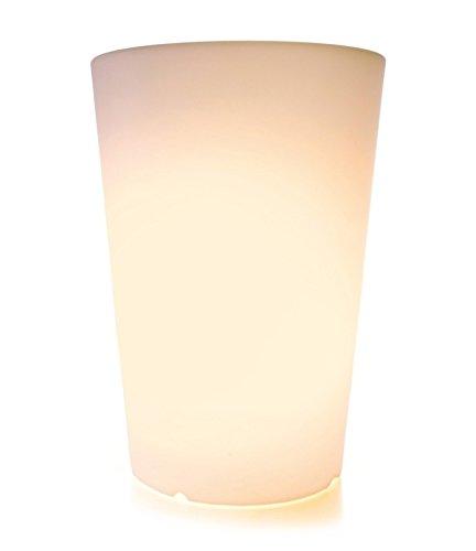 Deko-Light Dekorative Leuchte, Blumentopf, 220-240 V, AC/50-60 Hz, E27, 42 W 836932