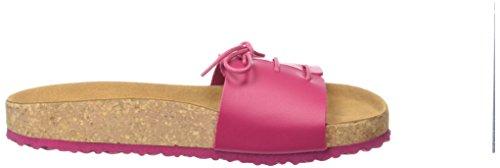 El Naturalista Waraji Damen Pantoletten Pink (Fuchsia)