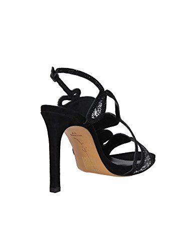 Lola Cruz 248z02 Sandales femmes Noir