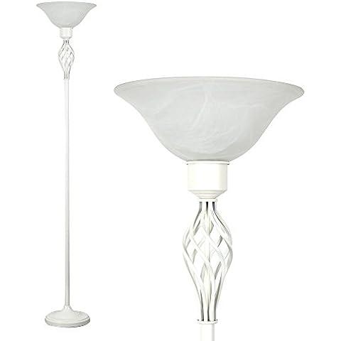 '§ § Piantana/torchère Elegante, design tradizionale