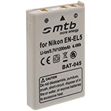 Batteria EN-EL5 per Nikon Coolpix P80, P90, P100, P500, P510, P5000