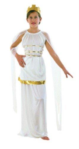 Grecian. Budget (M) costume Kids Fancy Dress