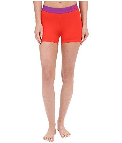Nike Damen Pro 3' Cool Shorts, Schwarz (schwarz/weiß), S