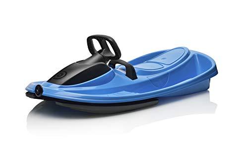 Gizmo Riders Lenkschlitten Steerable Sledges Stratos, Electric Blue, 41104202