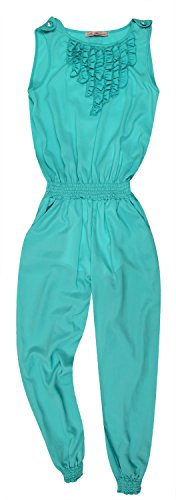 blumarine-miss-blumarine-fille-overall-turquoise-345sl50-00074-size-kinder-alter12-ans