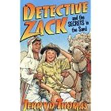 Detective Zack - Secrets in the Sand (Detective Zack series)