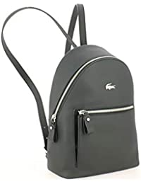 4d708531329 Lacoste Sac Daily Lona Black Canvas