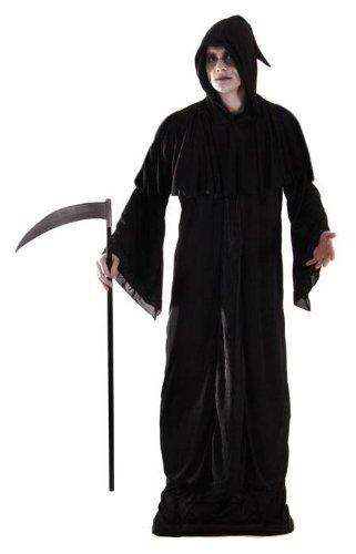 """Henbrandt - Travestimento da """"Morte"""" per Halloween, da uomo, taglia XL"""