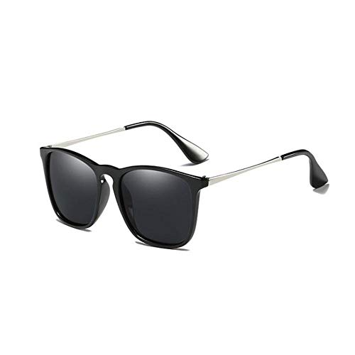SIMINGSHUAI Sonnenbrille Polarisationsantrieb Schutzbrille Brillenglas Höhe 47Mm Gläserbreite 52Mm