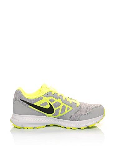 Nike Sneaker Downshifter 6 Grau/Limette
