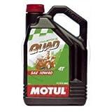 OEL MOTUL - 714.02.56 - OEL MOT 105879 - OEL MOT 10W40 4T 4L MIN QUAD - Literpreis 12,22€ ,