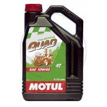 OEL MOTUL - 714.02.56 - OEL MOT 105879 - OEL MOT 10W40 4T 4L MIN QUAD - Literpreis 12,22€ , (Suzuki Quad öl)