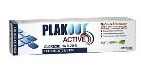 Plakout Active Dentif 0.20%