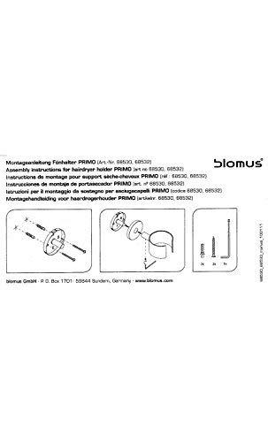 Blomus Fönhalter Primo - 5