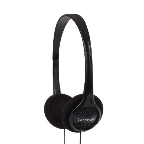 Koss KPH75 Stereo On-Ear Leicht Kopfhörer - Schwarz - Koss Portable Mp3