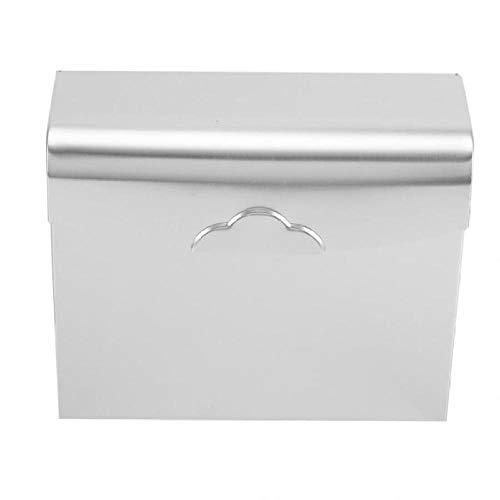 Toilettenpapier Halterung Rollenhalter Wandhalterung Klopapierhalter Wandmontage Aluminium