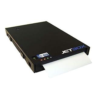 JETBOX V3: Mobiler und thermischer Drucker