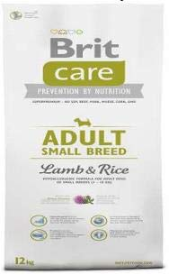 Brit Care Adult Small Breed Lamb & Rice, 1er Pack (1 x 1 kg) -
