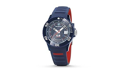 ICE Watch BMW Motorsport Montre unisexe étanche avec bracelet en silicone
