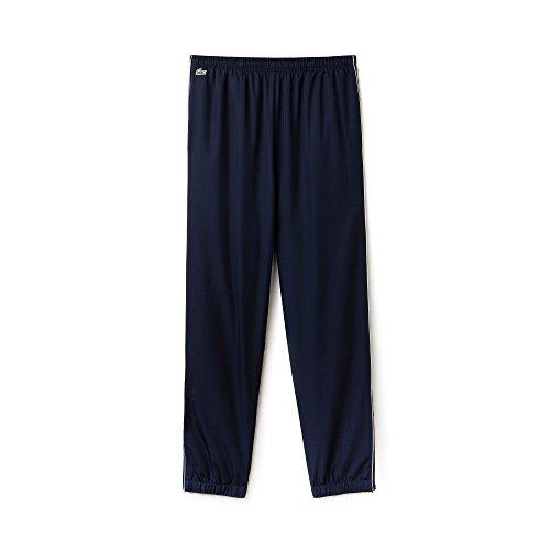 Lacoste Herren Sportswear-Set marine - weiß - gelb