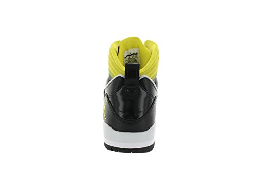 Nike, Sneaker uomo Colour: Black Vibrant Yellow Platinum Vibrant Nero