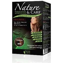 Santé verte - Nature & soin Marron Miel 6MG sans ammoniaque, sans paraben, sans silicone et sans résorcine