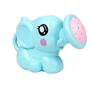 Abilieauty Schwimmen Baden Spielzeug Kleine Elefanten Gießkanne für Kinder Kinder Baby duschen