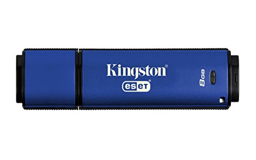 Kingston DataTraveler Vault - Memoria USB 3.0 de 8 GB