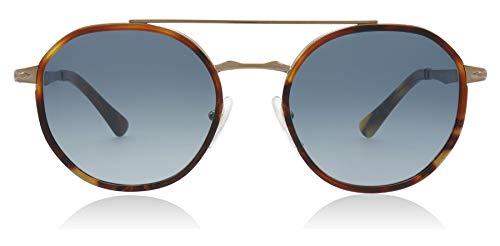 Ray-Ban Damen 0PO2456S Sonnenbrille, Braun (Brown), 53