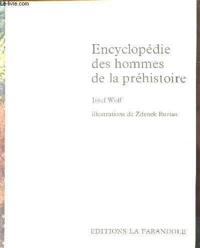 Encyclopédie des hommes de la préhistoire