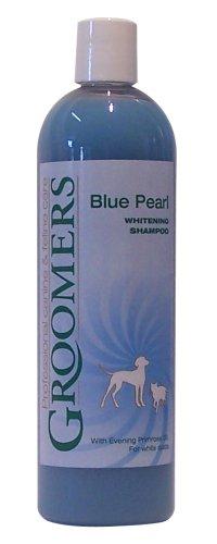 Groomers hundefriseuren Blue Pearl mit EPO Shampoo 500ml (Hund Groomers Shampoo)