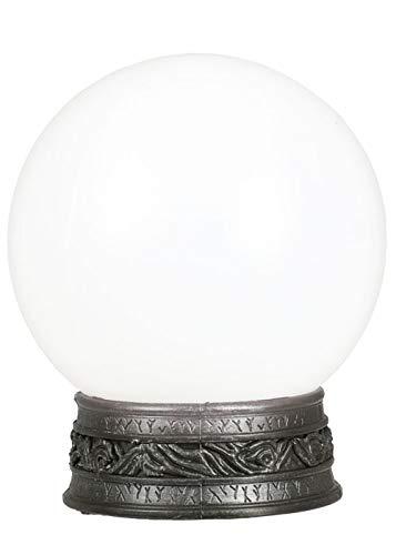 Magic Box Int. Halloween Prop Crystal Ball mit Licht und Ton