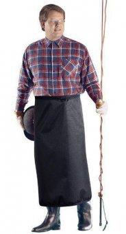 Pfiff 100194 Bockdecke mit Bindebändern, warm, wasserabweisend, Fleece gefüttert