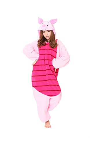 Piglet Pajama Costume (Standard) (japan import)
