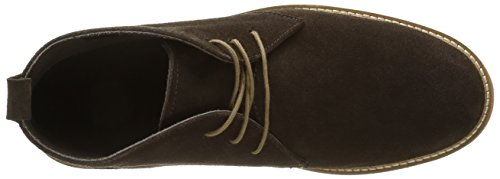 Kickers Tyl, Chaussures Lacées Homme Marron
