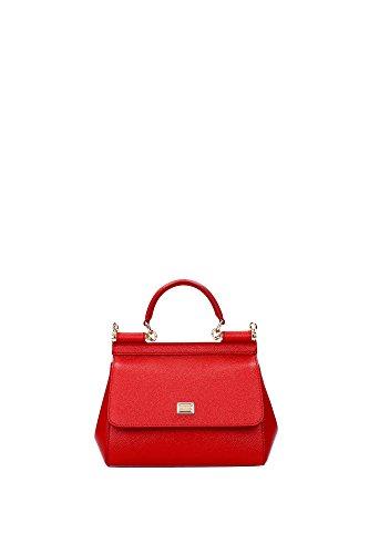 BB6003A100180303 Dolce&Gabbana Sac à main Femme Cuir Rouge Rouge