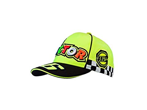 Casquette VR46 vr|46 The Doctor Kids Valentino Rossi