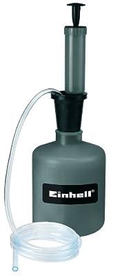 Einhell Benzin- und Ölabsaugpumpe (1,6 l Behälter, 1,3 m Absaugschlauch, Unterdruckpumpe) von Einhell