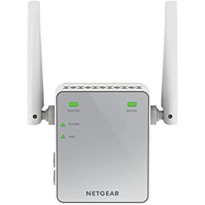 Extensor de red WiFi N300 Netgear
